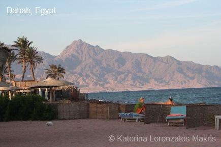 Spicy Postcard from Dahab, Egypt